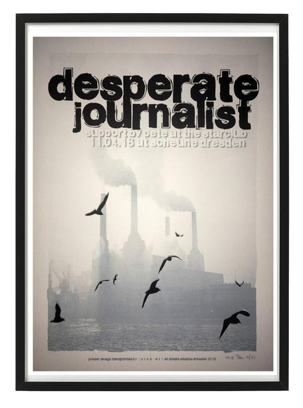 DESPERATE JOURNALIST 2018